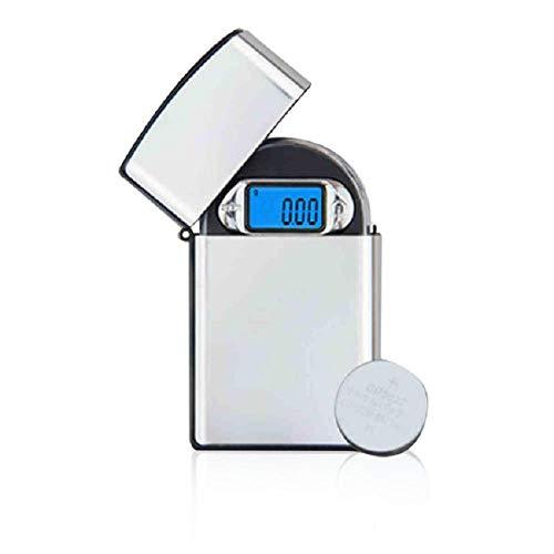 100g * 0.01g Mini Elektronische Digitale Weegschaal Draagbare Hoge Precisie Zakweegschaal Gouden Sieraden Diamant Aansteker Weeggereedschap