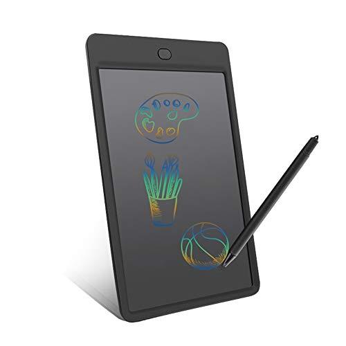 JXSBD 12 pulgadas de escritura electrónica adultos Dibujo eWriter Junta LCD digital de la tableta Scribble Pad for los niños, con caja de la manga Stylus cadena, dibujo Doodle Pad electrónico de la of