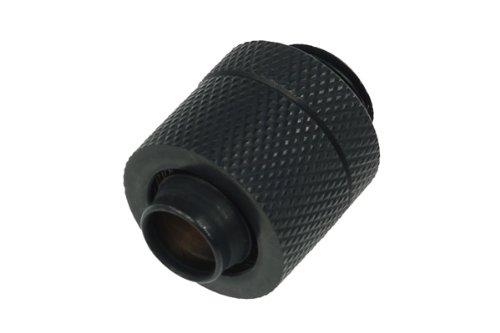 Alphacool Anschraubtülle G1/4 schwarz – Zubehör für Kühlgeräte (20 mm, 23 mm)