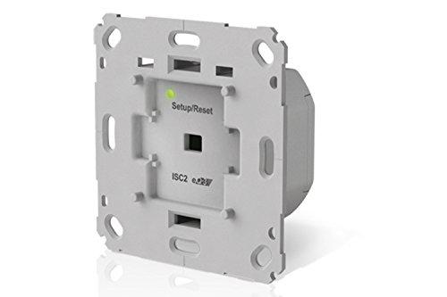 innogy SE Smart Home Unterputz-Sender / Haussteuerung, programmierbar, ein Tastendruck für die komplette Haussteuerung, von unterwegs steuerbar, unsichtbare Installation, 10267409