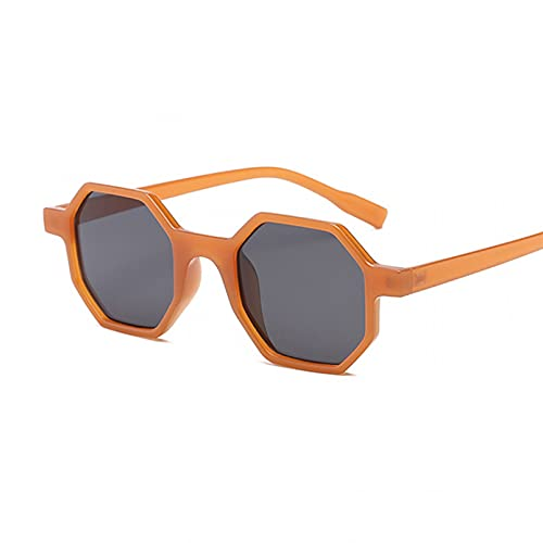 LUOXUEFEI Gafas De Sol Gafas De Sol Mujer Hombre Gafas De Sol Negras Mujer Hombre Sombras