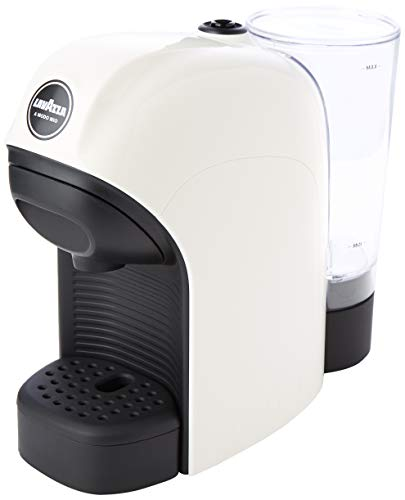 Lavazza A Modo Mio Tiny Espresso Coffee Machine, White