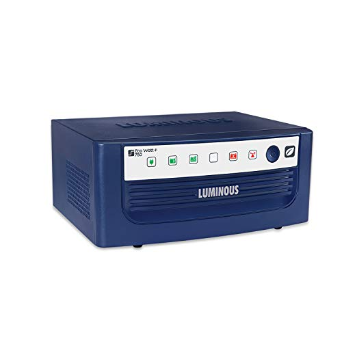 Luminous Eco Watt+ 750 Smart Home UPS Square Wave Inverter