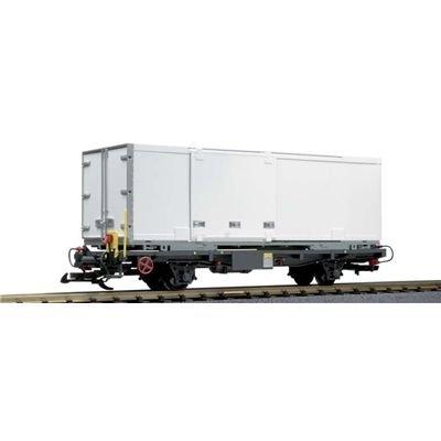 Märklin LGB 40893 Speditions Containerwagen