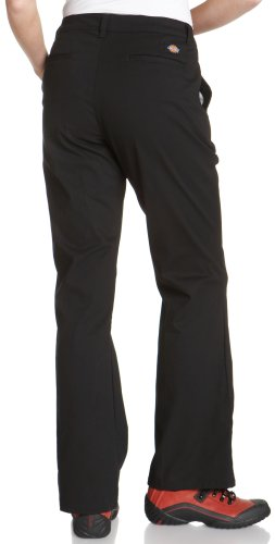 Dickies-Womens-Flat-Front-Stretch-Twill-Pant-Slim-Fit-Bootcut