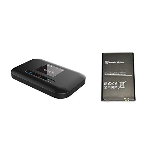 Franklin Wireless R910 Rechargeable Li-ion Battery 3000 mAh