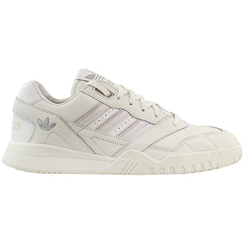 adidas Womens A.R. Trainer Lace Up Sneakers Shoes Casual - Off White - Size 8.5 B