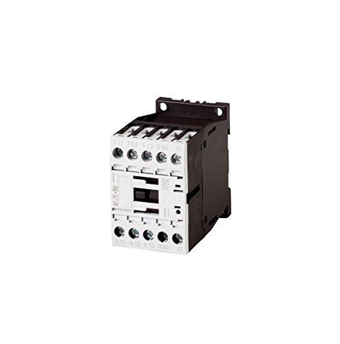 EATON DILM15-10(24VDC) Contactor, 3P, 7, 5kW (AC-3, 400V)