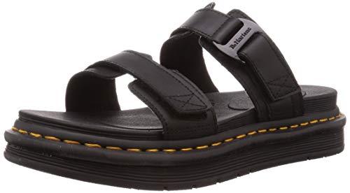 Dr. Martens Men's Slide Sandal, Black Hydro, 10