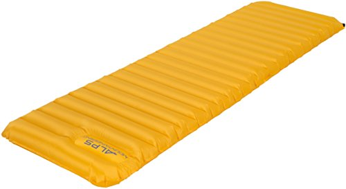 Best alps mountaineering sleeping pad