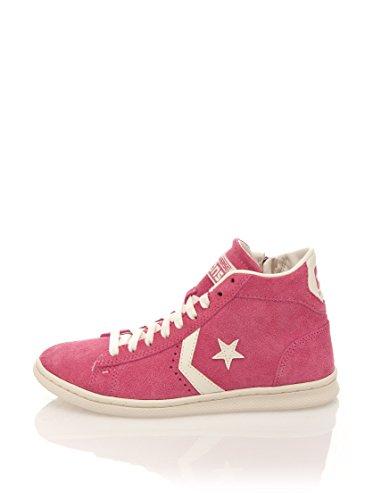 Converse Sneaker Alta PRO Leather Lp Mid Suede Zip T Rosa EU 37.5