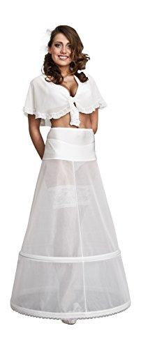 Enagua delicado para vestido de novia