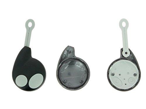 KLEMAX Coque de clé Adaptable Alarme Cobra référence: VW205 référence: VW205