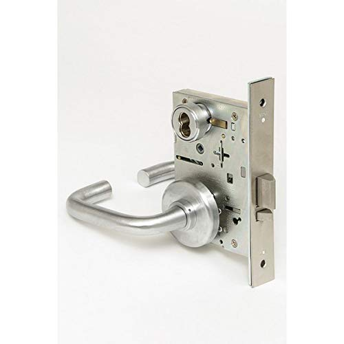 BEST Access Systems 45H7R3H626 45H Classroom Mortise Lock, Steel