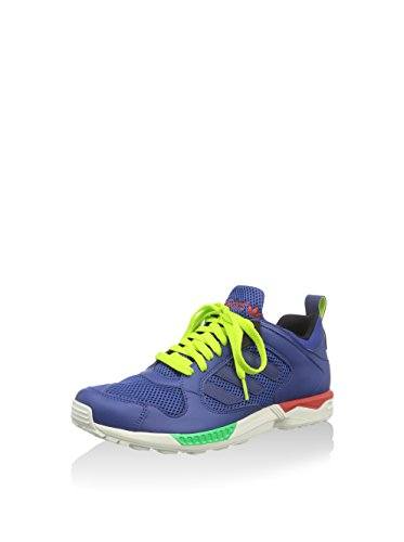 adidas Herren Zx 5000 Rspn Sneaker, Azul Marino/Lima/Blanco, 44 EU