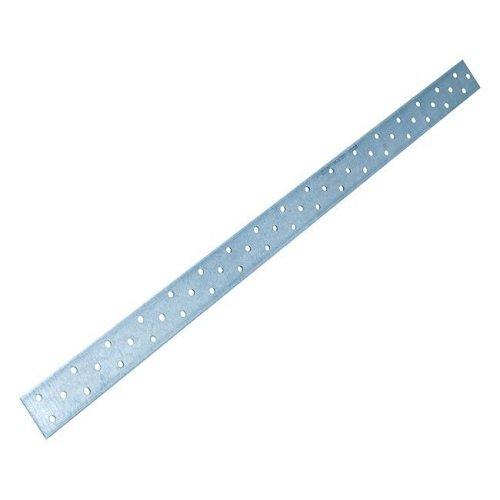 Lochplatte, Holzverbinder, Flachverbinder, 1200 x 40 x 2 mm, verzinkt