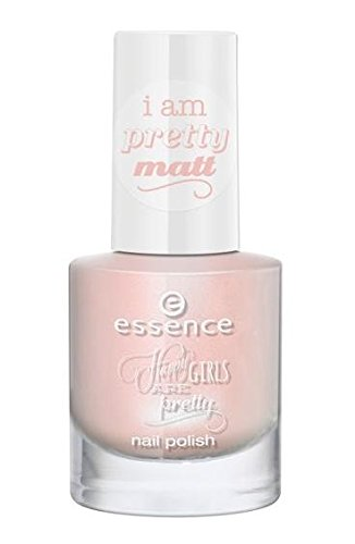 Essence Nail Polish High-Gloss-Finish Pastell-Lacke - Farbe 03 - Inhalt 8ml - limitiert