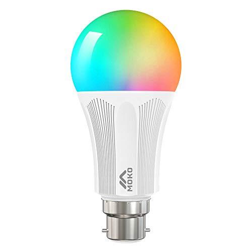 MoKo WLAN Smart Led Lampe (B22)