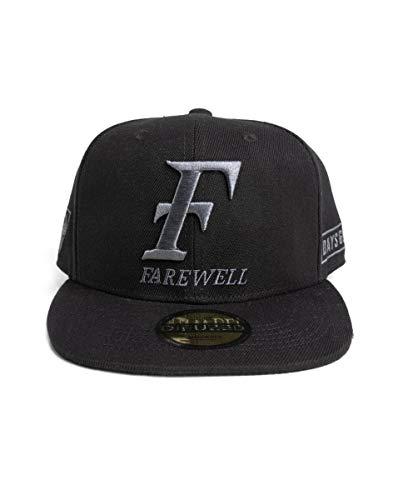 Difuzed Days Gone Baseball Cap Deacons Farewell Logo Nue offiziell Schwarz Snapback