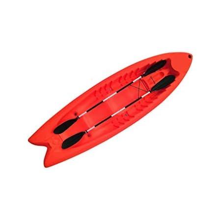 Kayak Tándem Sit On Top para Actividades recreativas