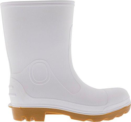 Field & Stream Men's Shrimp Boots (White, 13 D(M) US)