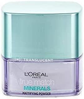 L'Oreal Paris True Match Minerals Mattifying Finishing Powder, 10g