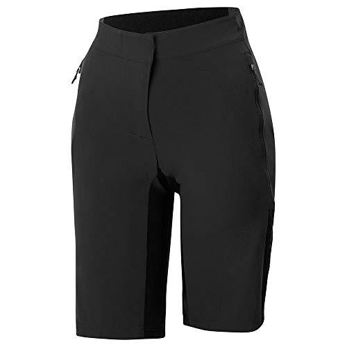 Sportful Pantaloncini Supergiara Donna, Nero, XS