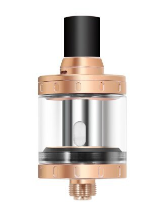 Aspire Nautilus X Verdampfer 2ml Top Filling Airflow Adjustable U Tech Verdampferköpfe Cartomiser Nicotinfrei (Golden)