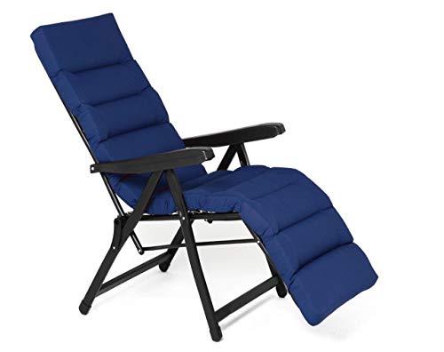 Ligstoel met 6 zitplaatsen, BOMBER BLEU