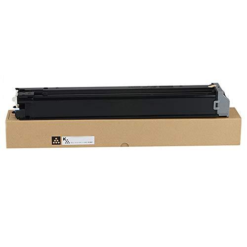 RRFFG MX36CT-kompatibler Farbtonerbehälter Ersatz für Sharp MX 2610N 3110N 3610N 2615N 3115N 3640N 2640N 3140N, Schwarz Cyan Magenta Gelb 4 Farben hohe Kapazität-Black