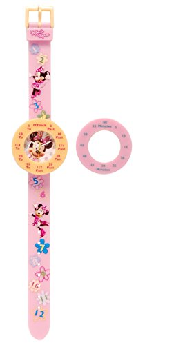 Disney Kinder-Armbanduhr Analog Quarz MIN24