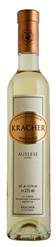 Kracher Cuvée Auslese 2018 Weinlaubenhof Kracher, edelsüßer Wein aus dem Burgenland