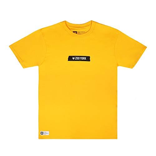 Zoo York Tape T-Shirt Camiseta para Hombre