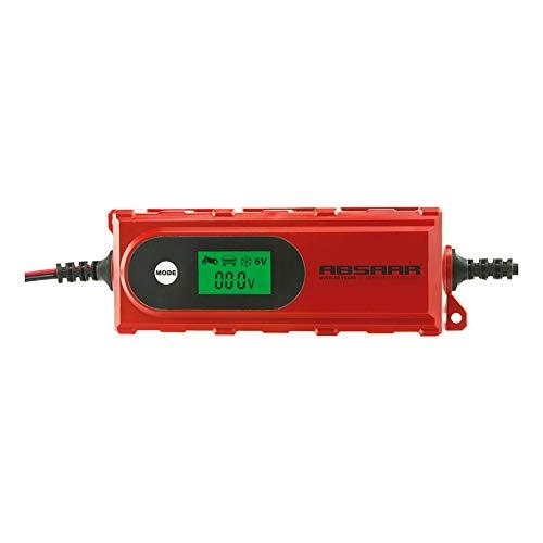 Absaar 062085 Batterieladegerät, 6/12 V