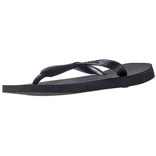 Havaianas Top, Chanclas Unisex Adulto, Negro (Black), 41/42 EU