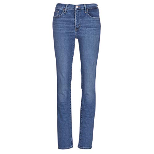 Levi´s® 724 Jeans Damen HIGH Waist Straight Cut Second Thought W26/L32