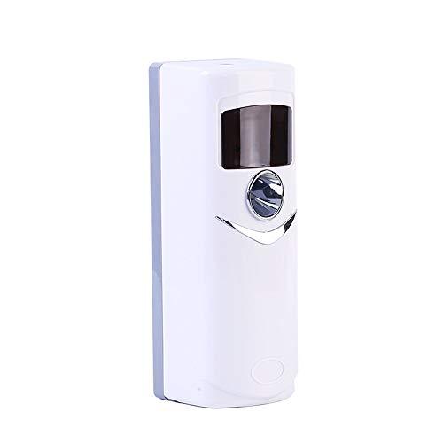 Sensor Luz Inteligente Rociador Fragancia Dispensador Automático Perfume Quiet Aerosol Rociador Bomba Refrescadora Aire Para Cocina Cuarto Baño