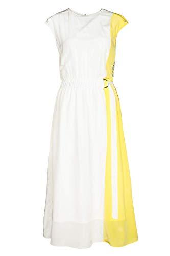 BOSS Casual Damen Kleid Chanti_1 Elfenbein 36
