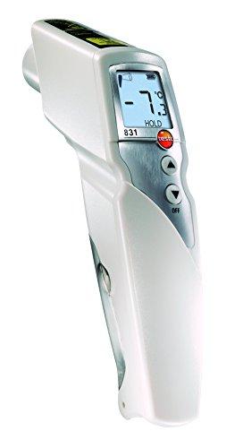 Testo AG Temperatur-Messgerät 831, 0560 8316