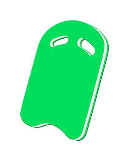 BECO Unisex– Erwachsene Schwimmbrett Kick, grün, normal