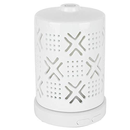 Humidificadores para dormitorio, humidificadores de escritorio con capacidad de 100 ml, humidificador y difusor silencioso para bebés con difusor de aromaterapia silencioso Cool Mist para el hogar y l
