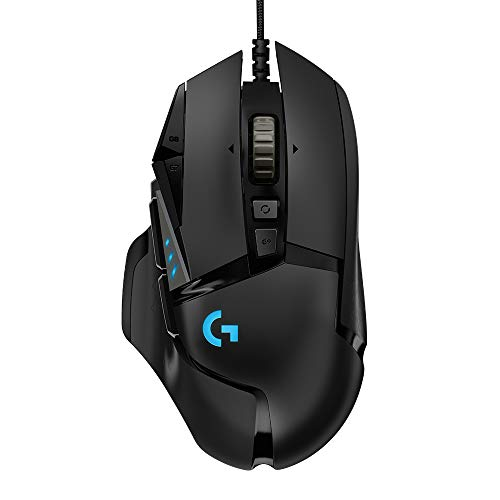 اسعار لوجيتك G502 HERO ماوس عالي الأداء للألعاب