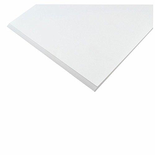 Tonpapier 130 g A4 20 Blatt Weiss