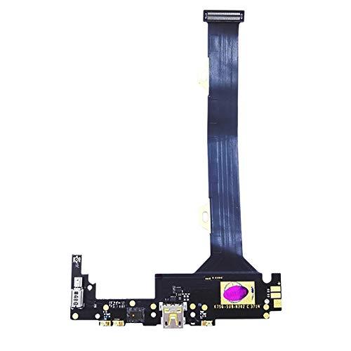 Zhangli Cable Flexible de teléfono móvil Cable Flex de Puerto de Carga Lenovo Vibe Z2 Pro / K920 Flex Cable