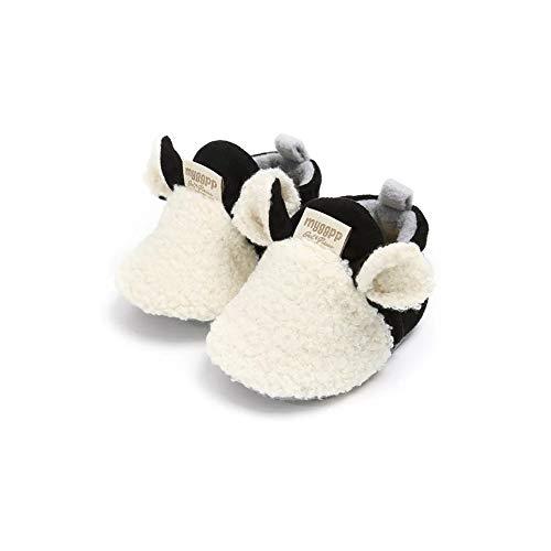 Little Beauty Premier Pas Bebe - Zapatos para niña/niño, Blanco (color 3), 3-6 mois