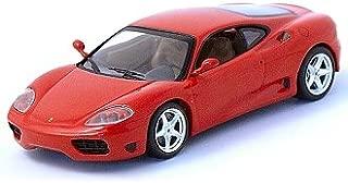 Ixo 1/43 Scale - FER004 - Ferrari 360 Modena 2000 - Red