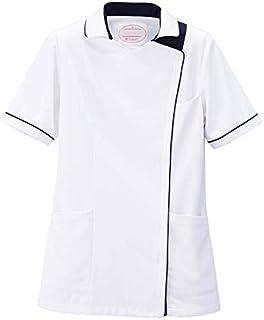 ナースリー ライトジャケット 透けにくい ストレッチ 医療 看護 白衣