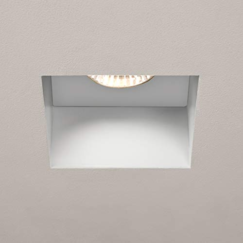 Trimless Square Fixed LED fire rated inbouwspot