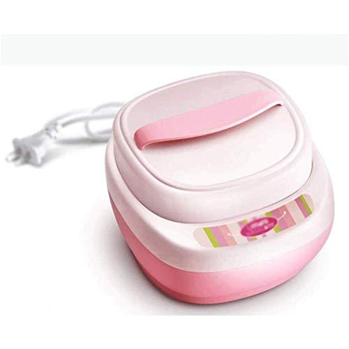 SCJ Automatische Joghurtmaschine - elektronische Edelstahlbehälter- und Glasbecher-Haushaltsjoghurtmaschine