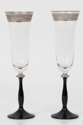 Copas De Cava Cristal Bohemia copas de cava  Marca Bohemia
